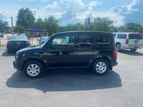 2007 Honda Element for sale at BWK of Columbia in Columbia SC