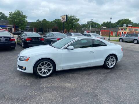 2012 Audi A5 for sale at BWK of Columbia in Columbia SC