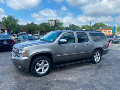 2008 Chevrolet Suburban for sale at BWK of Columbia in Columbia SC