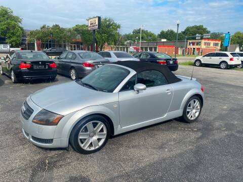 2003 Audi TT for sale at BWK of Columbia in Columbia SC