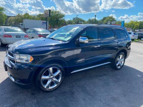 2011 Dodge Durango for sale at BWK of Columbia in Columbia SC