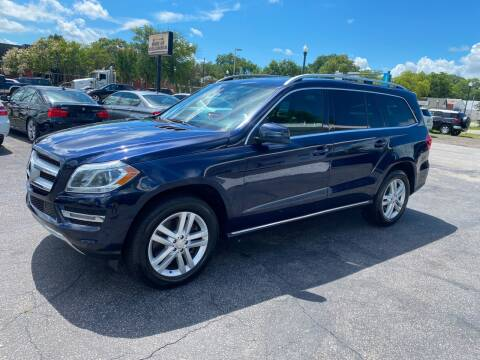 2013 Mercedes-Benz GL-Class for sale at BWK of Columbia in Columbia SC