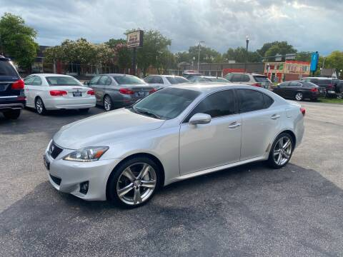 2011 Lexus IS 350 for sale at BWK of Columbia in Columbia SC