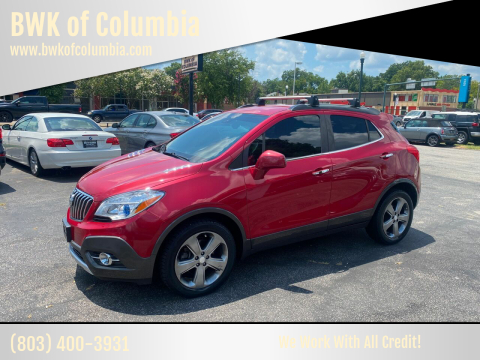 2013 Buick Encore for sale at BWK of Columbia in Columbia SC