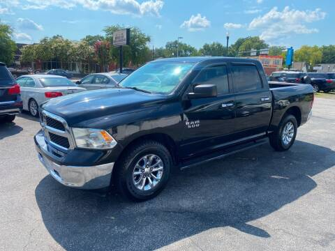 2013 RAM Ram Pickup 1500 for sale at BWK of Columbia in Columbia SC