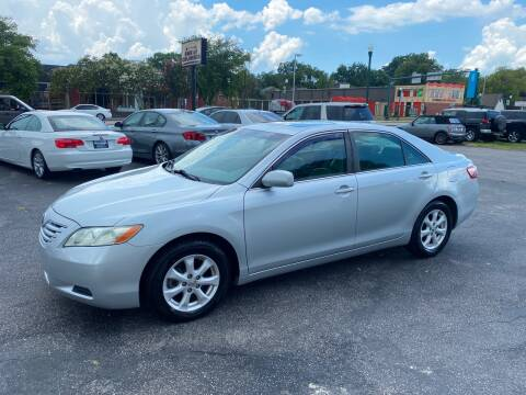 2007 Toyota Camry for sale at BWK of Columbia in Columbia SC