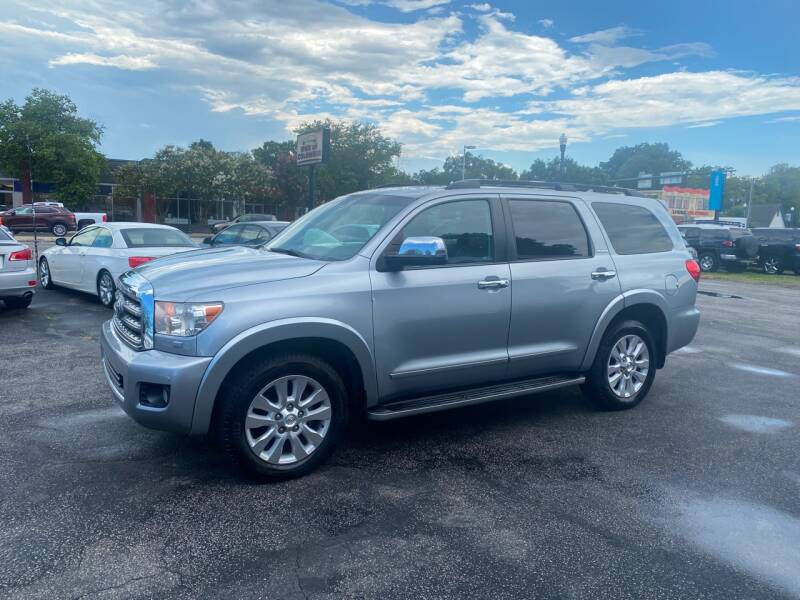 2014 Toyota Sequoia for sale at BWK of Columbia in Columbia SC