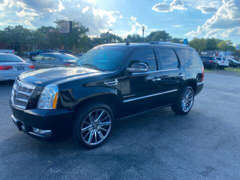 2011 Cadillac Escalade for sale at BWK of Columbia in Columbia SC