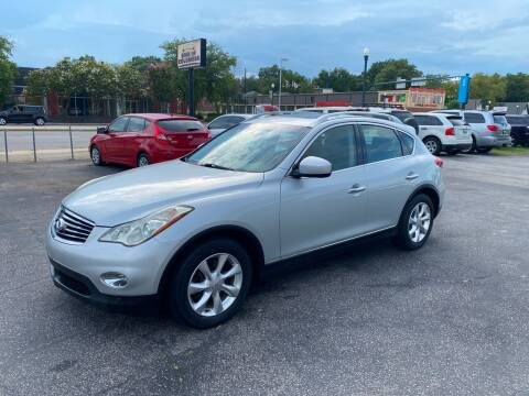 2009 Infiniti EX35 for sale at BWK of Columbia in Columbia SC