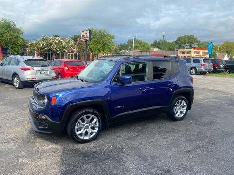 2017 Jeep Renegade for sale at BWK of Columbia in Columbia SC