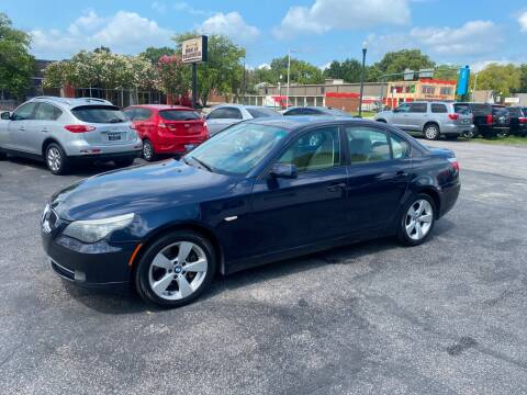 2008 BMW 5 Series for sale at BWK of Columbia in Columbia SC