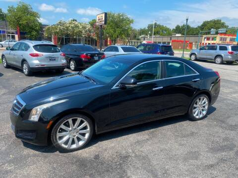 2014 Cadillac ATS for sale at BWK of Columbia in Columbia SC
