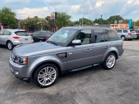 2012 Land Rover Range Rover Sport for sale at BWK of Columbia in Columbia SC