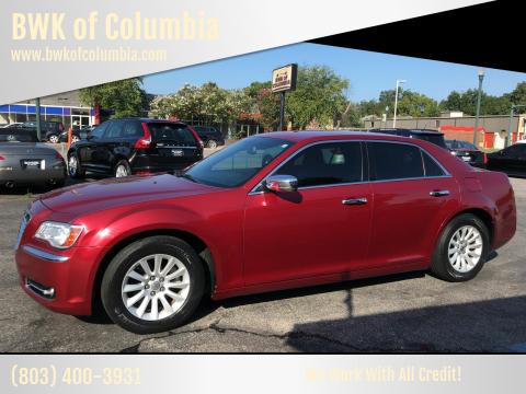 2013 Chrysler 300 for sale at BWK of Columbia in Columbia SC