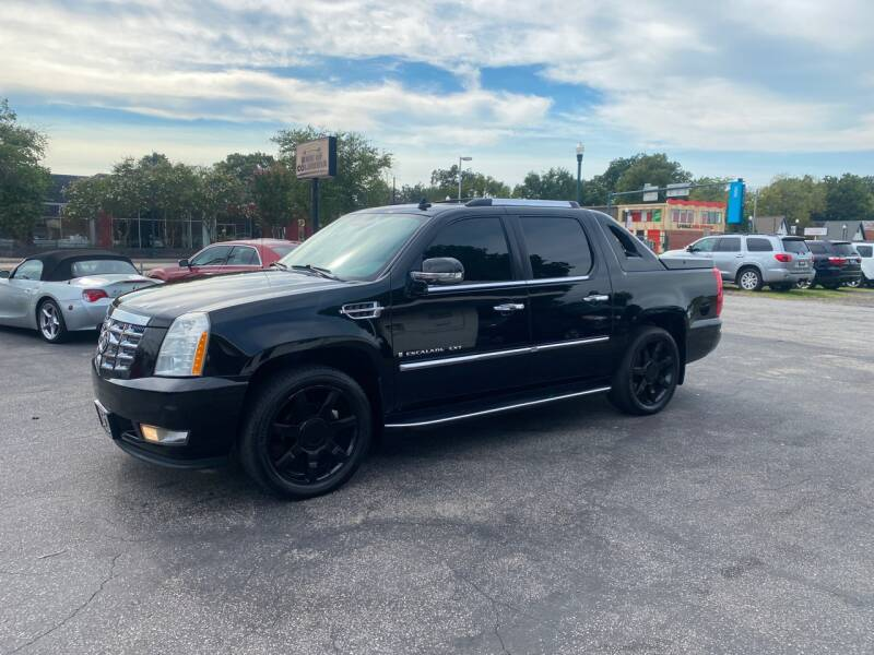 2009 Cadillac Escalade EXT for sale at BWK of Columbia in Columbia SC