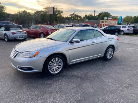 2011 Chrysler 200 Convertible for sale at BWK of Columbia in Columbia SC
