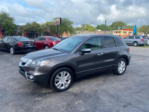 2010 Acura RDX for sale at BWK of Columbia in Columbia SC