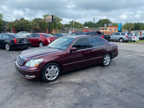 2004 Lexus LS 430 for sale at BWK of Columbia in Columbia SC