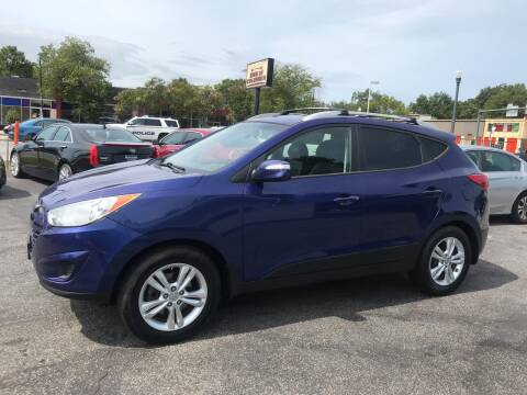 2012 Hyundai Tucson for sale at BWK of Columbia in Columbia SC