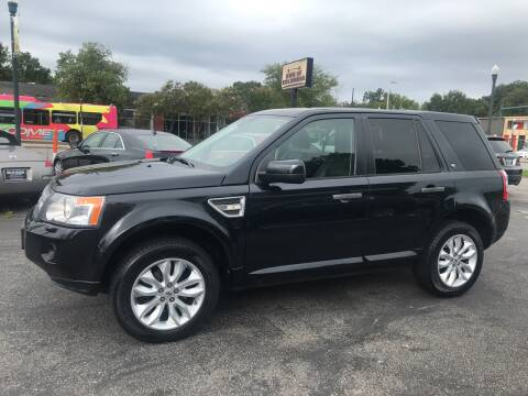 2011 Land Rover LR2 for sale at BWK of Columbia in Columbia SC