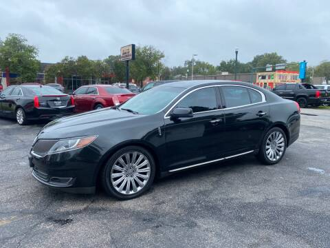 2013 Lincoln MKS for sale at BWK of Columbia in Columbia SC