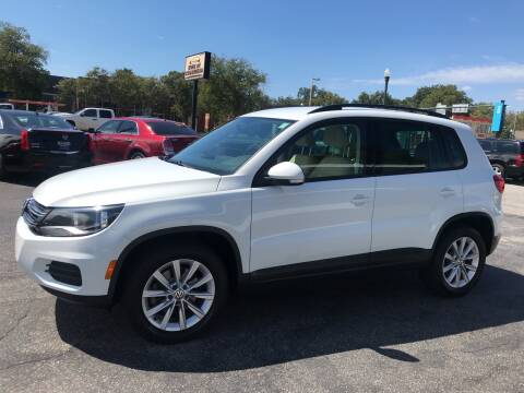 2015 Volkswagen Tiguan for sale at BWK of Columbia in Columbia SC