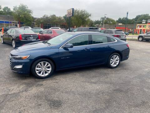 2020 Chevrolet Malibu for sale at BWK of Columbia in Columbia SC