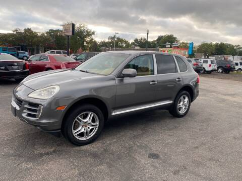 2009 Porsche Cayenne for sale at BWK of Columbia in Columbia SC