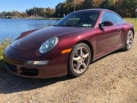 2007 Porsche 911 Carrera for sale in Toms River, NJ