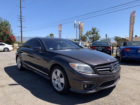 2007 Mercedes-Benz CL-Class for sale in Colton, CA