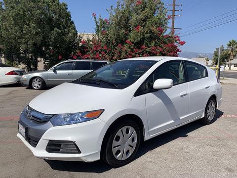 2013 Honda Insight for sale in Colton, CA