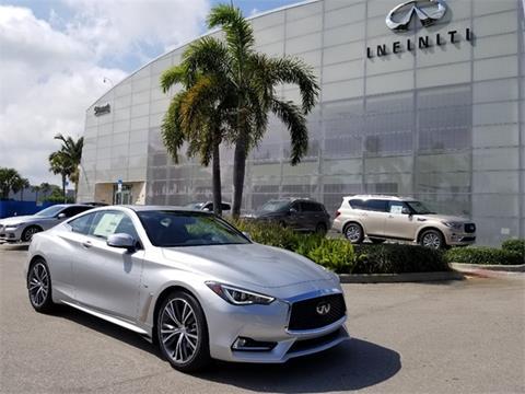 2019 Infiniti Q60 for sale in Stuart, FL