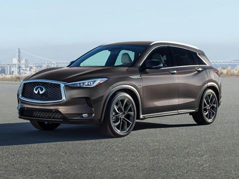 2020 Infiniti QX50 for sale in Stuart, FL