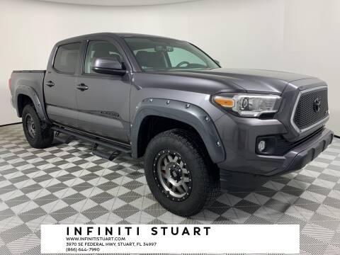 2017 Toyota Tacoma for sale at Infiniti Stuart in Stuart FL