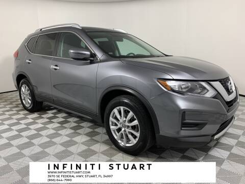 2017 Nissan Rogue for sale at Infiniti Stuart in Stuart FL