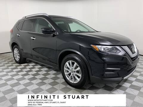 2019 Nissan Rogue for sale at Infiniti Stuart in Stuart FL