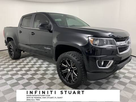 2017 Chevrolet Colorado for sale at Infiniti Stuart in Stuart FL