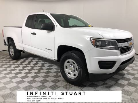 2016 Chevrolet Colorado for sale at Infiniti Stuart in Stuart FL