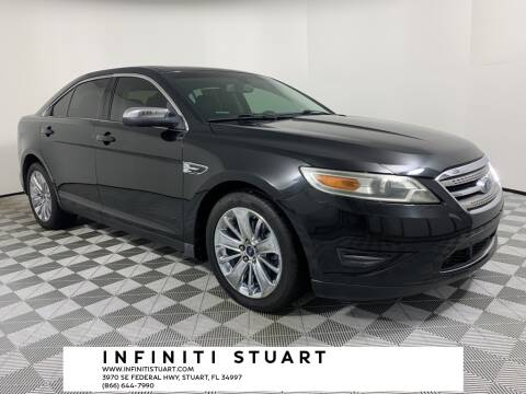 2010 Ford Taurus for sale at Infiniti Stuart in Stuart FL