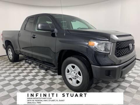 2019 Toyota Tundra for sale at Infiniti Stuart in Stuart FL