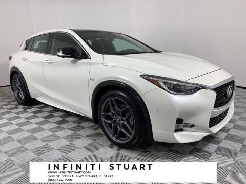 2017 Infiniti QX30 for sale at Infiniti Stuart in Stuart FL