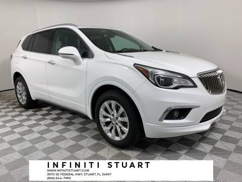 2017 Buick Envision for sale at Infiniti Stuart in Stuart FL