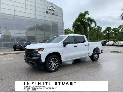 2020 Chevrolet Silverado 1500 for sale at Infiniti Stuart in Stuart FL