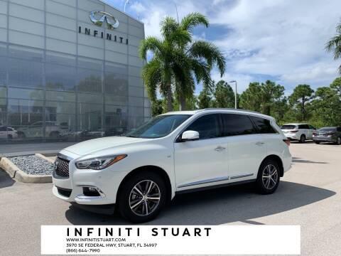 2019 Infiniti QX60 for sale at Infiniti Stuart in Stuart FL