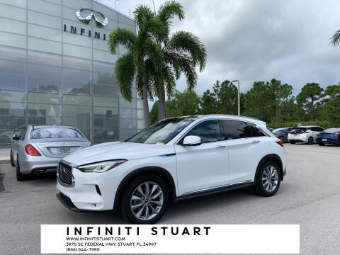 2019 Infiniti QX50 for sale at Infiniti Stuart in Stuart FL