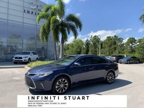 2017 Toyota Avalon Hybrid for sale at Infiniti Stuart in Stuart FL