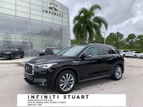 2019 Infiniti QX50 for sale at Infiniti Stuart in Stuart FL