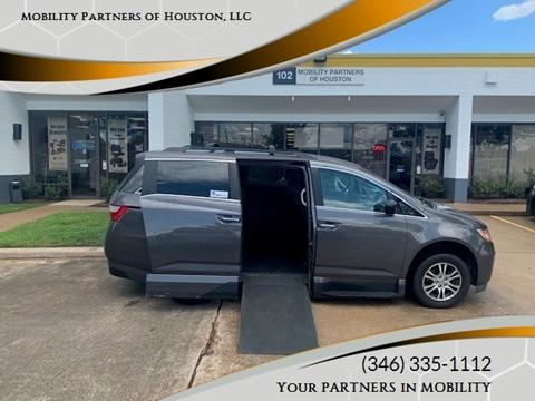 2013 Honda Odyssey for sale in Houston, TX