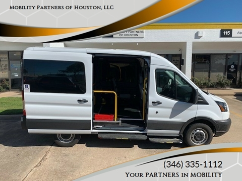 2019 Ford Transit Cargo for sale in Houston, TX