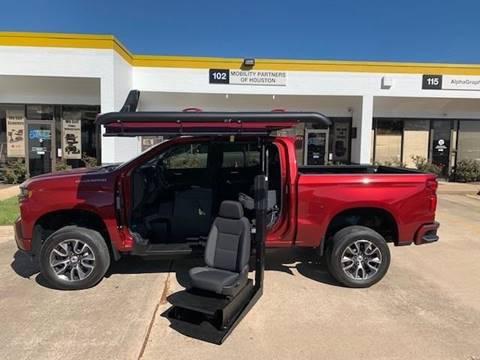 2019 Chevrolet Silverado 1500 for sale in Houston, TX